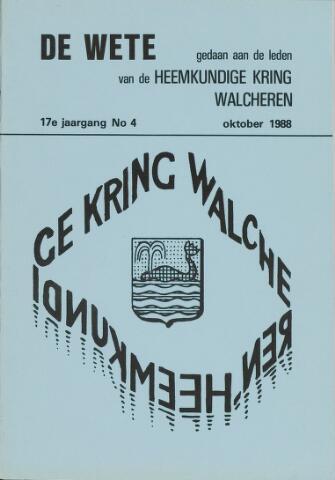 de Wete 1988-10-01