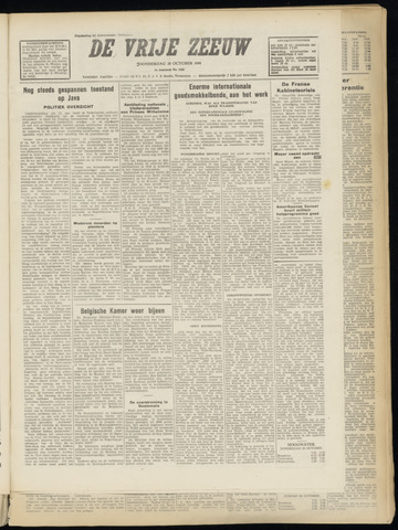 de Vrije Zeeuw 1949-10-20
