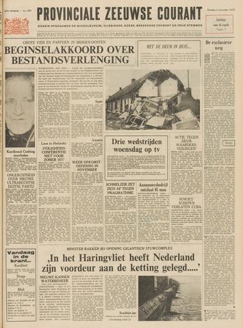 Provinciale Zeeuwse Courant 1970-11-03