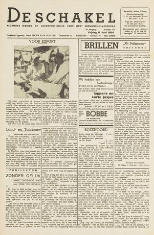 De Schakel 1954-06-11