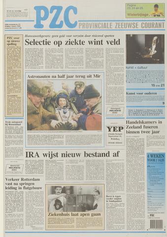 Provinciale Zeeuwse Courant 1996-03-01