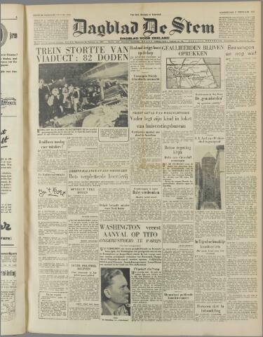 de Stem 1951-02-08