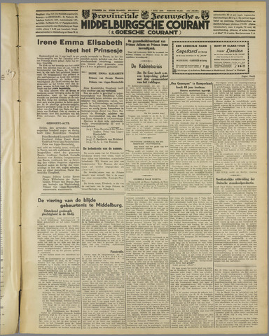 Middelburgsche Courant 1939-08-07