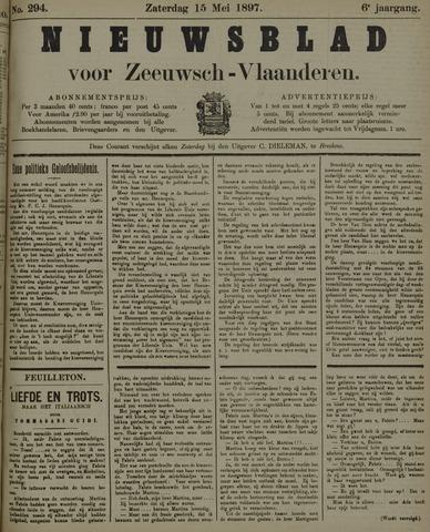 Nieuwsblad voor Zeeuwsch-Vlaanderen 1897-05-15