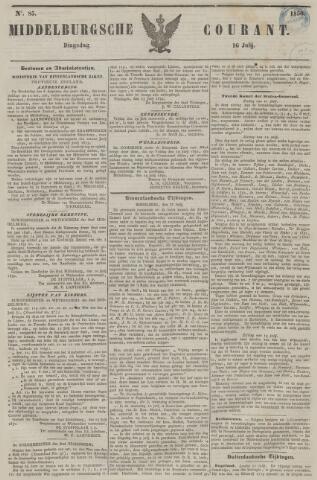 Middelburgsche Courant 1850-07-16