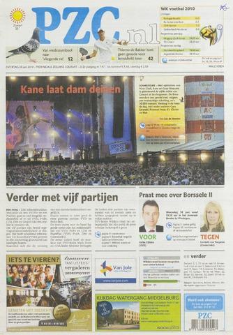 Provinciale Zeeuwse Courant 2010-06-26