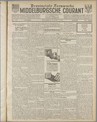 Middelburgsche Courant 1930-06-02