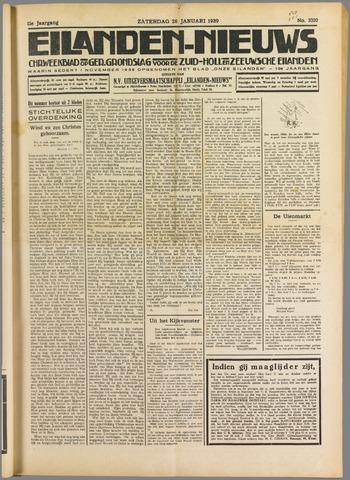 Eilanden-nieuws. Christelijk streekblad op gereformeerde grondslag 1939-01-28