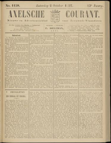 Axelsche Courant 1897-10-02
