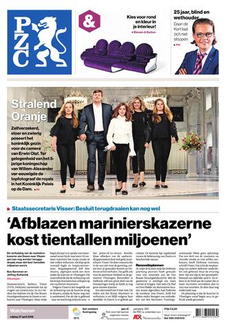 Provinciale Zeeuwse Courant 2018-04-27