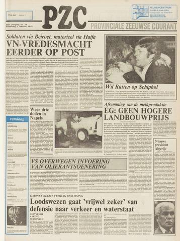 Provinciale Zeeuwse Courant 1979-02-01