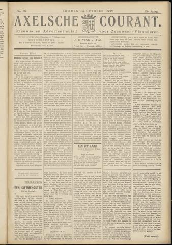 Axelsche Courant 1937-10-15