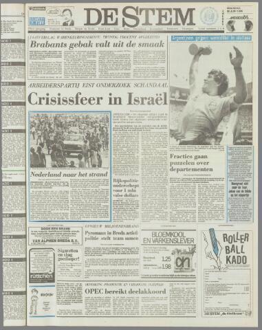 de Stem 1986-06-30