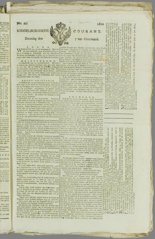 Middelburgsche Courant 1810-04-07