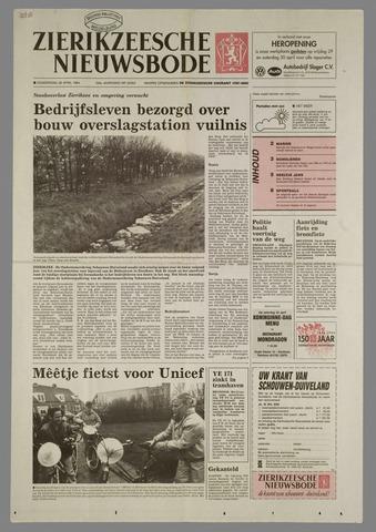 Zierikzeesche Nieuwsbode 1994-04-28