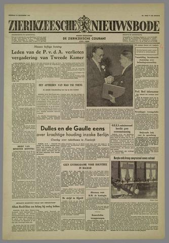 Zierikzeesche Nieuwsbode 1958-12-16