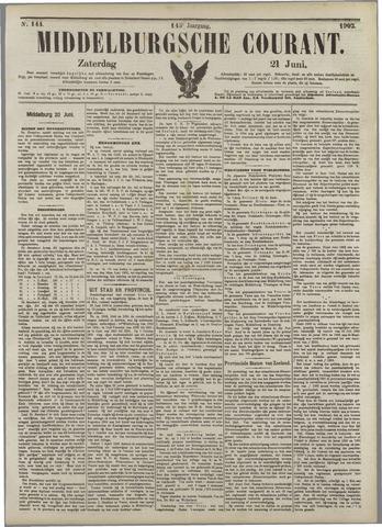 Middelburgsche Courant 1902-06-21