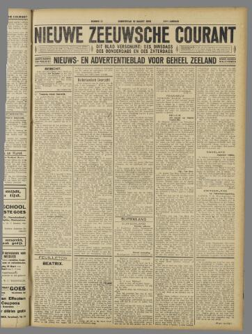 Nieuwe Zeeuwsche Courant 1926-03-18