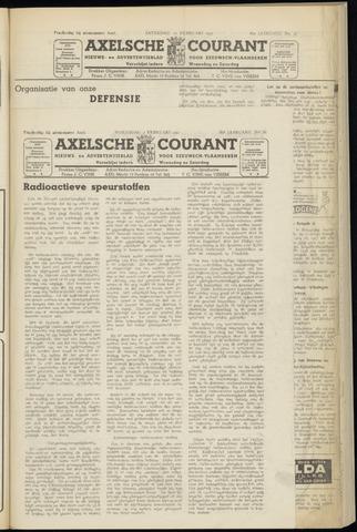 Axelsche Courant 1951-02-07