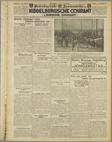 Middelburgsche Courant 1939-10-24