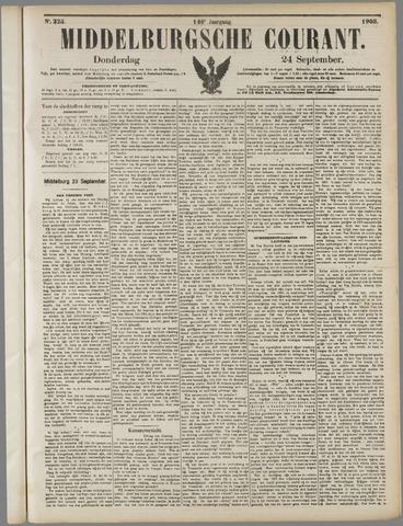 Middelburgsche Courant 1903-09-24
