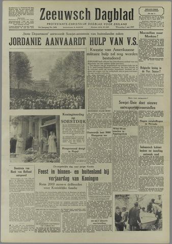 Zeeuwsch Dagblad 1957-05-01