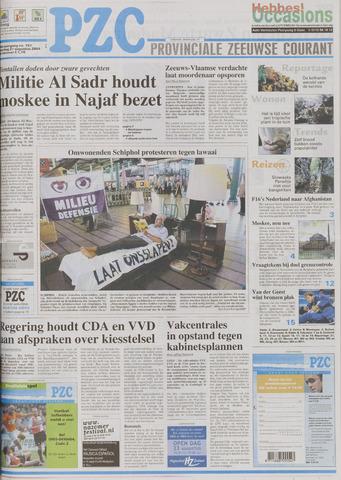 Provinciale Zeeuwse Courant 2004-08-21