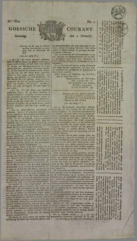 Goessche Courant 1824-01-05