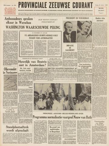 Provinciale Zeeuwse Courant 1965-10-29