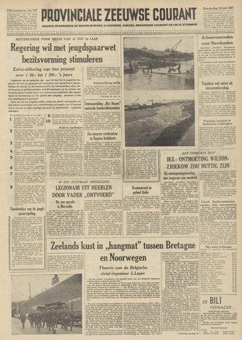 Provinciale Zeeuwse Courant 1957-07-18