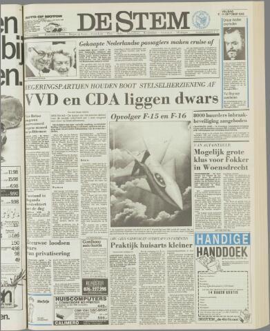 de Stem 1985-10-11