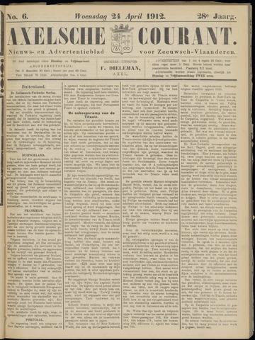 Axelsche Courant 1912-04-24