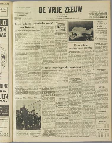 de Vrije Zeeuw 1960-07-18