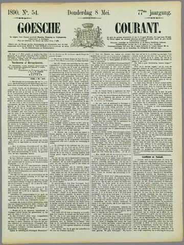 Goessche Courant 1890-05-08