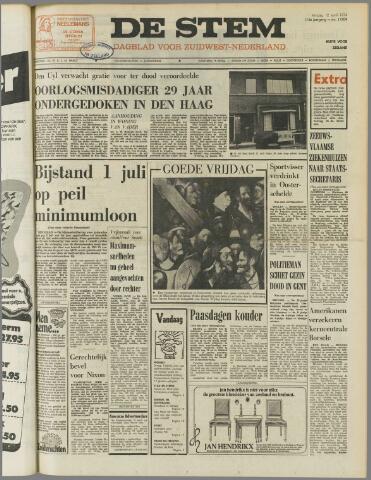 de Stem 1974-04-12