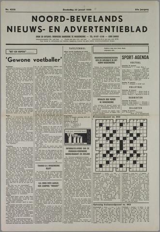 Noord-Bevelands Nieuws- en advertentieblad 1986-01-23