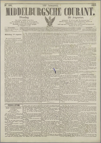 Middelburgsche Courant 1895-08-20