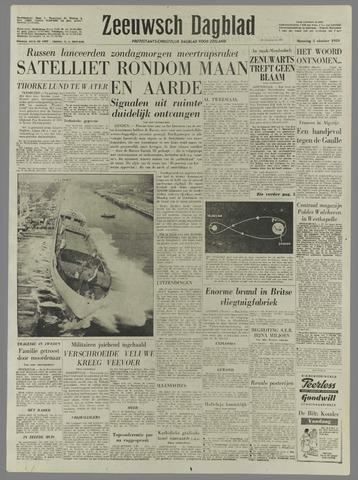 Zeeuwsch Dagblad 1959-10-05