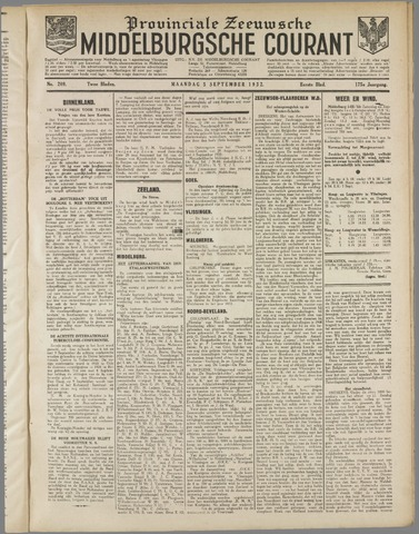 Middelburgsche Courant 1932-09-05