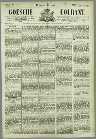 Goessche Courant 1906-06-19