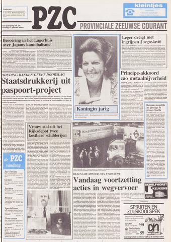 Provinciale Zeeuwse Courant 1989-01-31