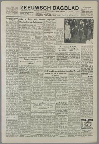 Zeeuwsch Dagblad 1950-11-11