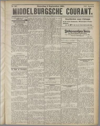 Middelburgsche Courant 1921-09-03