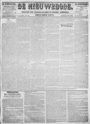 Sheboygan Nieuwsbode 1857-05-26