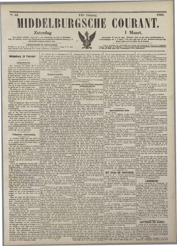 Middelburgsche Courant 1902-03-01