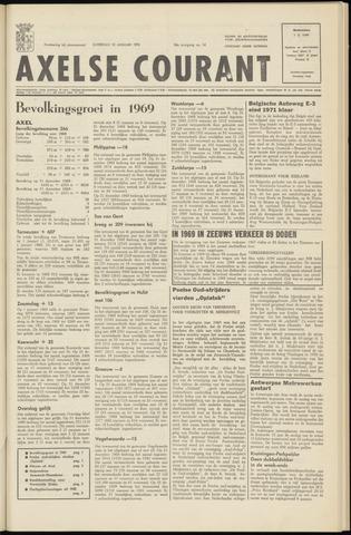 Axelsche Courant 1970-01-10