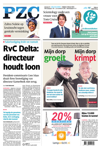 Provinciale Zeeuwse Courant 2016-02-05