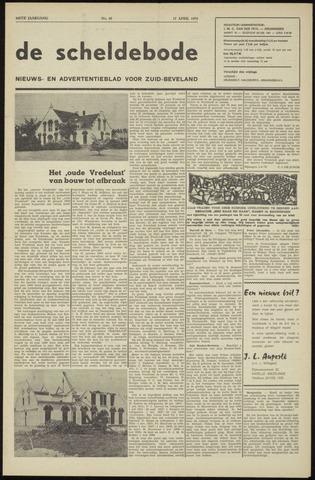 Scheldebode 1970-04-17