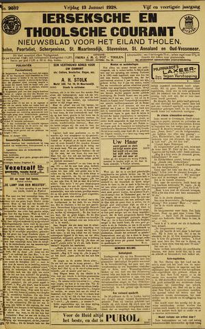 Ierseksche en Thoolsche Courant 1928-01-13
