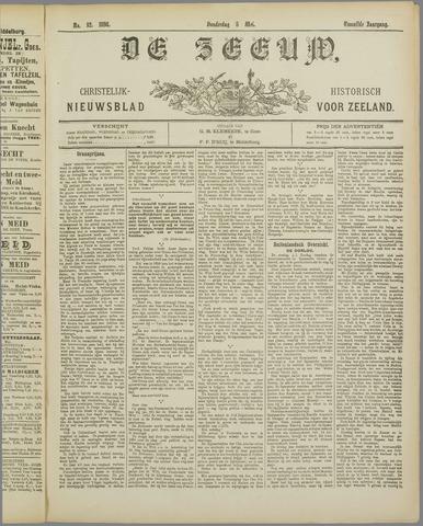 De Zeeuw. Christelijk-historisch nieuwsblad voor Zeeland 1898-05-05